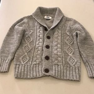 Old Navy Kid's Shawl Collar Cardigan Sweater